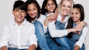 Focení NF VERONIKY Kašákové  s dětmi z dětského domova